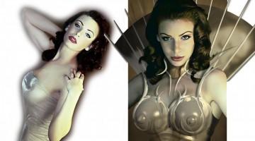 Fetish Model Eve Ellis