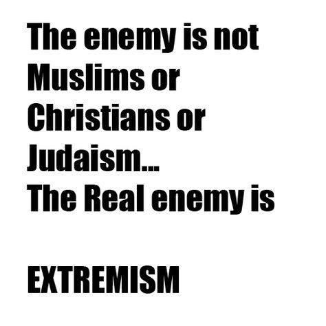 Extremism Quote