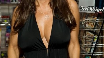 Playboy Playmate Teri Weigel