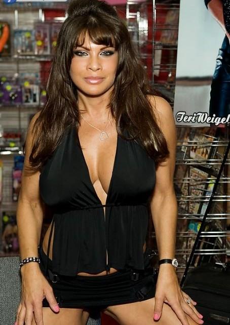 Playboy Playmate Teri Weigel