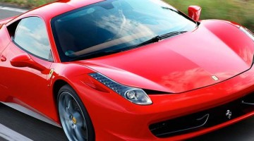 What's it like driving a Ferrari?